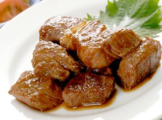 土佐和牛サイコロステーキ